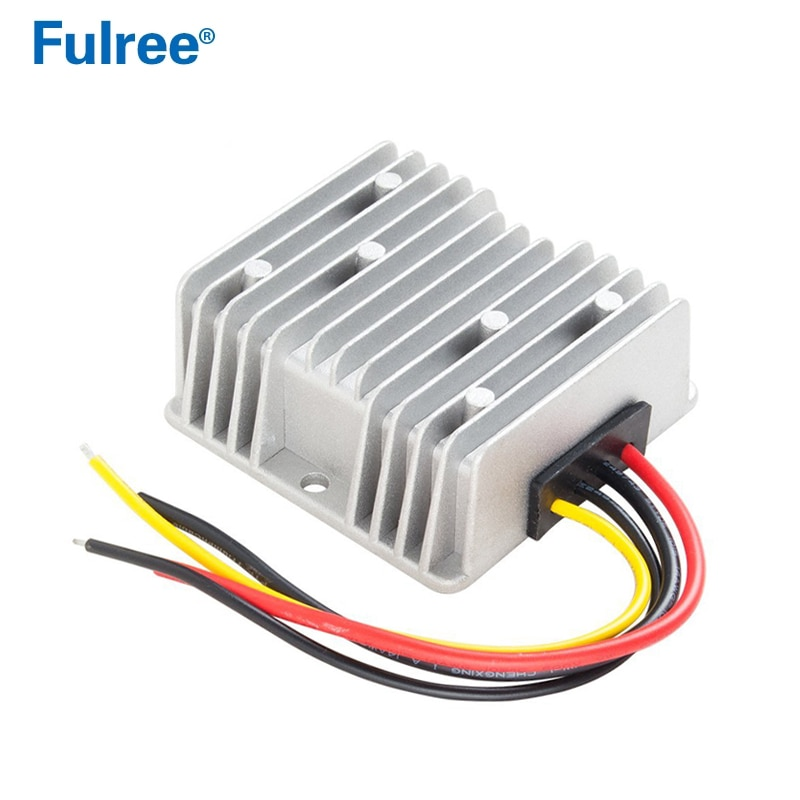 5A 6A 24VAC change to 24VDC Power Converter 24 AC to 24 DC Voltage Regulator 24V Monitor Camera Supply