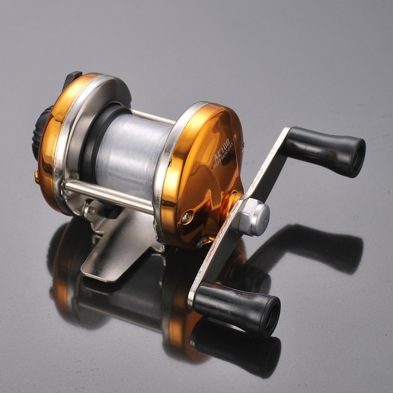 3BB шариковый подшипник катушка для ледовой рыбалки с левой/правой ручкой