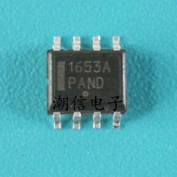 10 unids/lote nueva 1653A NCP1653A NCP1653ADR2G SOP-8 LCD IC de gestión de alimentación conductor chip