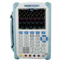 Hantek DSO1062B 2 채널 디지털 멀티 미터 오실로스코프 60Mhz 대역폭 LCD USB 핸드 헬드 Osciloscopio 6000 카운트 DMM