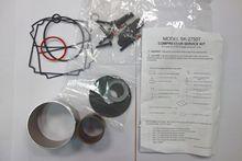 Pour le Kit de réparation 06-5530 de diaphragme de pompe de générateur dazote de générateur de gaz de crête NM30LA petit modèle 2628 06-5529 grand modèle 2750