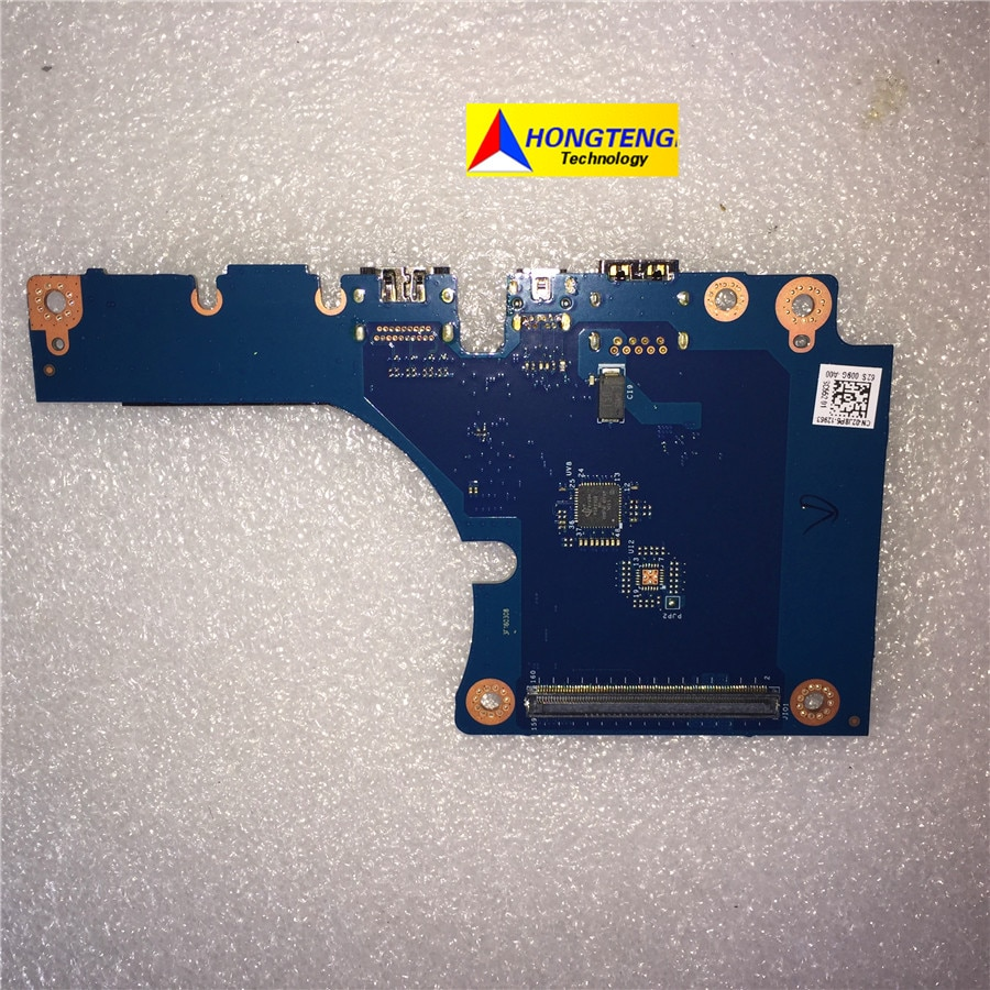Original 02J8P6 para DELL M7710 placa USB 2J8P6 CN-02J8P6 AAPB0 LS-C552P prueba OK