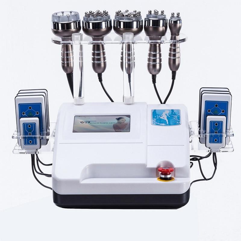 جديد kim8 40k التجويف تردد الراديو فراغ ثنائي القطب آلة معدات التجميل والتخسيس