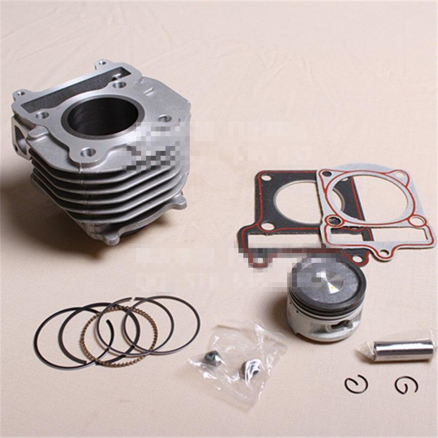STARPAD para Yamaha Motion Eagle 125 ZY125T-4 125 juegos de montaje de cilindro Lai Ying