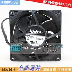 NOVA T92T12MS3A7-57A03 PARA HP 644315-001 NIDEC Servidor ventilador de refrigeração