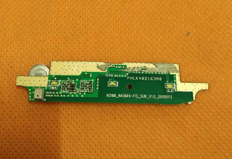"Tablero de micrófono Original usado para Siswoo i7 MT6752 Octa Core 5,0 ""HD envío gratis"