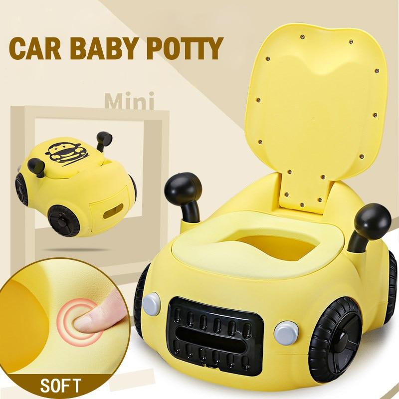 Siège de toilette Portable bébé   Joli Pot de toilette pour enfants, Pot de toilette de formation pour garçons et filles