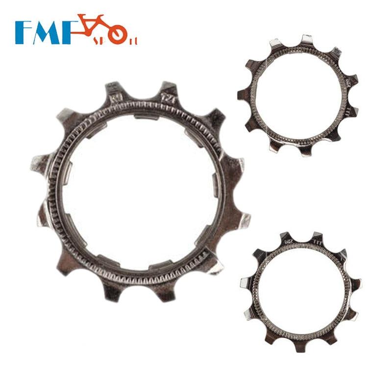 Fmfxtr 1 pçs mtb bicicleta roda livre cog 8 s 9 s 10 s 11 s velocidade estrada bicicleta cassete engrenagem relação 11 t/12 t/13 t peças de bicicleta para shimano