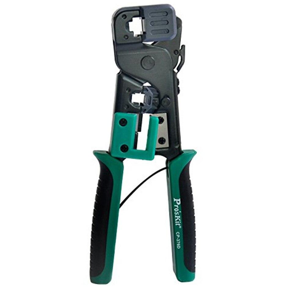 Crimpadora de cables de trinquete, alicates portátiles Pelacables, herramientas, terminales, alicates multifuncionales,...