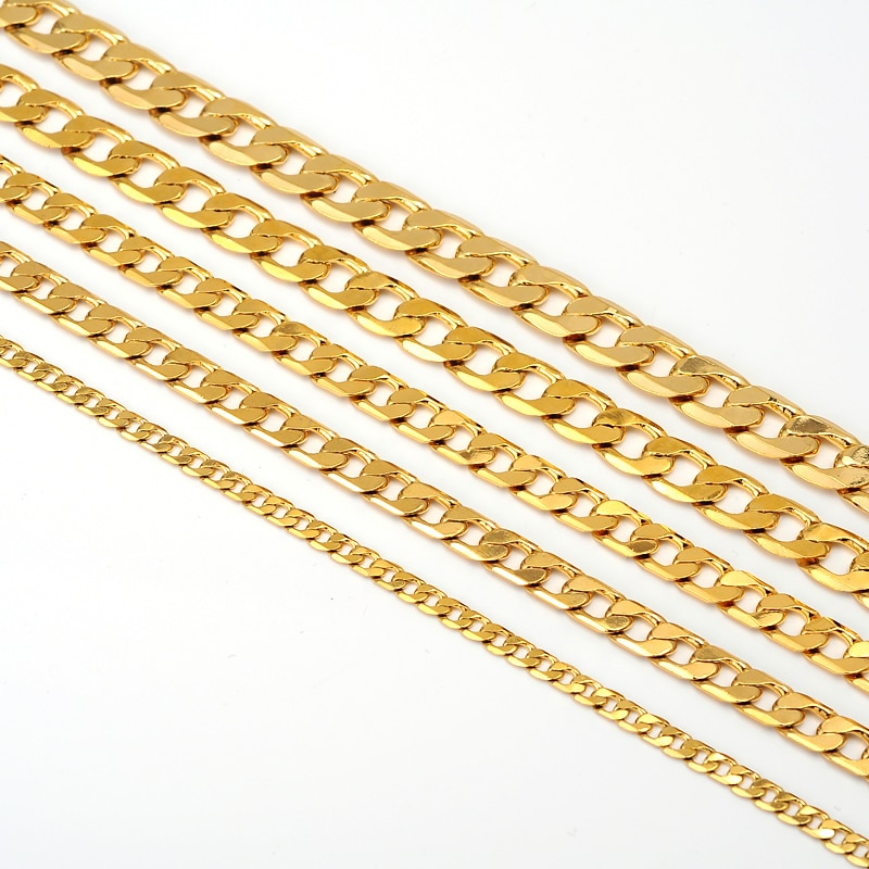 Bangrui Nova Moda Colar & pulseira Cadeia Homens Mulheres Jóias colar & pulseira da moda jóias presentes atacado