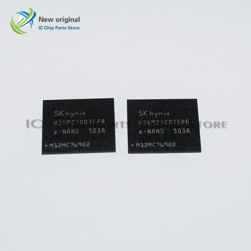 1/PCS H26M21001 H26M21001FPR 21001 BGA Integrated IC Memory Chip