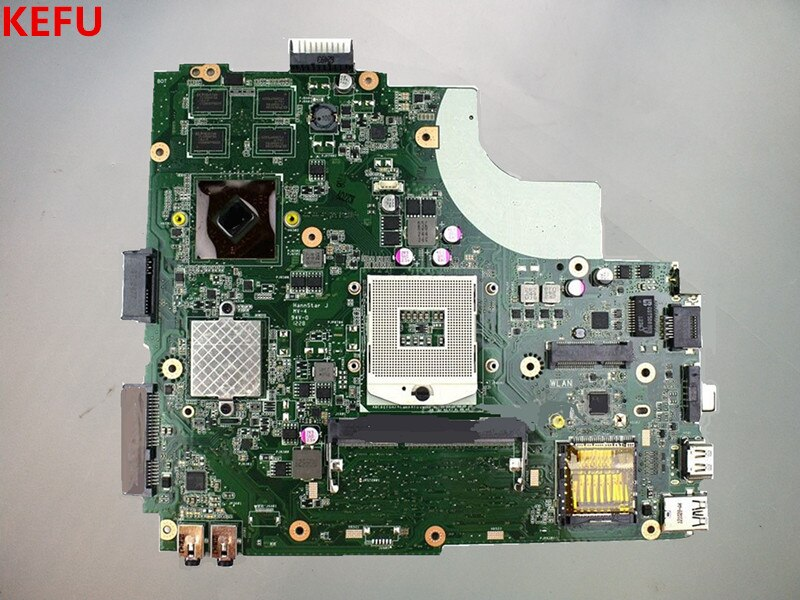 KEFU K43LY para ASUS K84HR X84HR placa base portátil BOARD 60-NB2MB1000