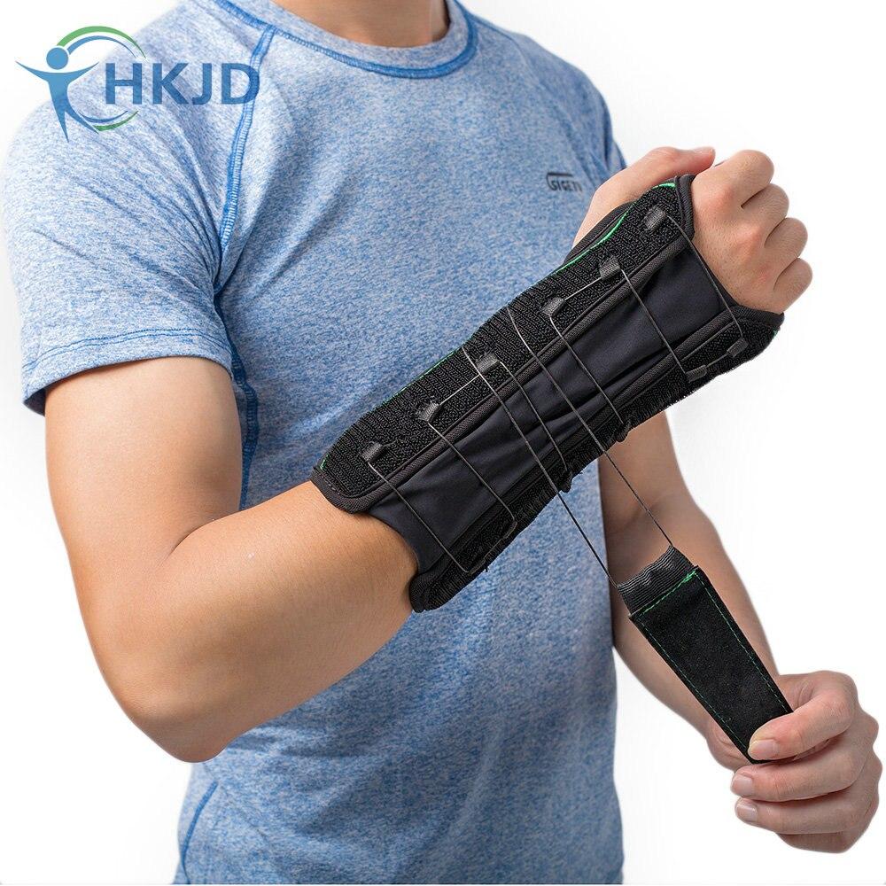 Nouvelle attelle médicale 2017 de poignet de paume de Fixation dentorse de poignet légère ou modérée, arthrite rhumatoïde de poignet