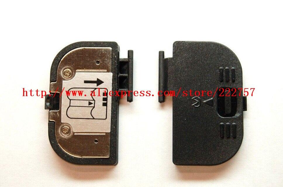 2 uds/Nueva Cámara cubierta de la tapa de la batería tapa parte para cámara NIKON D200 D700 D300