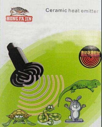 New Practical 220V 25w 50w 75w 100w 150w 200w Chick Pet Reptile Tank Tortoise Lizard Far Infrared Ceramic Heated Heat Lamp