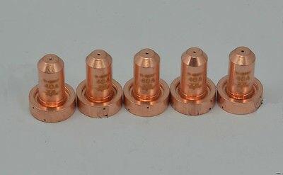 PK/5 9-8212 100A 消耗ノズルプラズマ切断トーチ用の TD SL 60/100