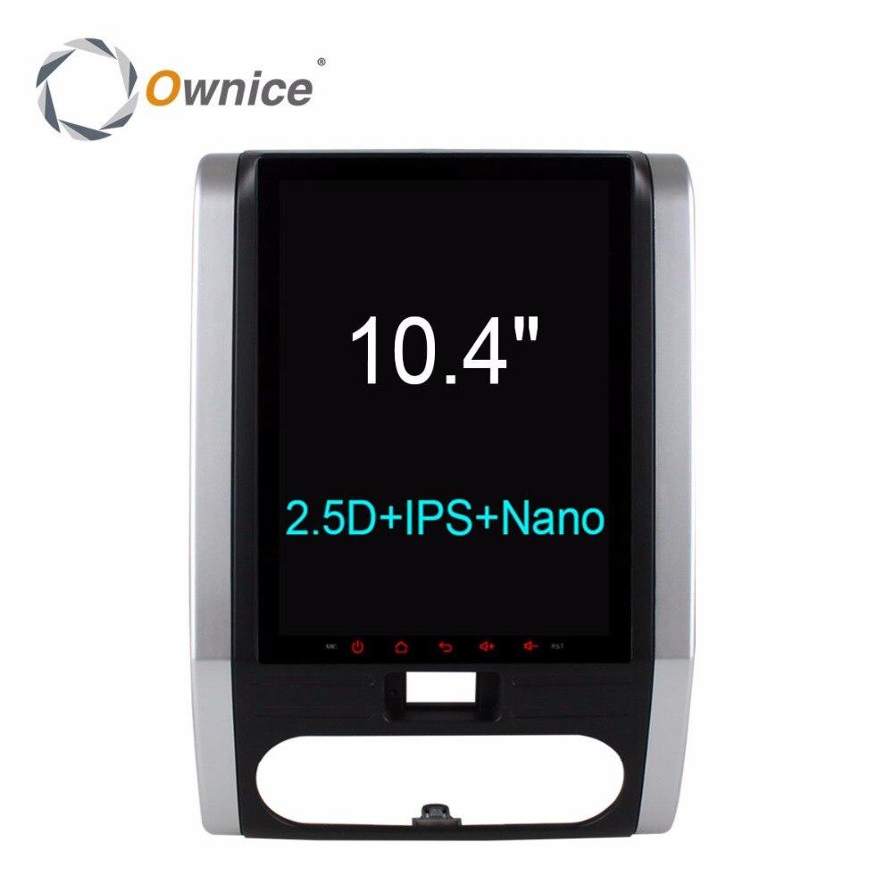 HD 10,4 pulgadas reproductor de DVD del coche Android 6,0 Octa Core 2GB RAM + 32GB ROM para Nissan X-juicio 2008-2011 radio estéreo con navegación GPS BT