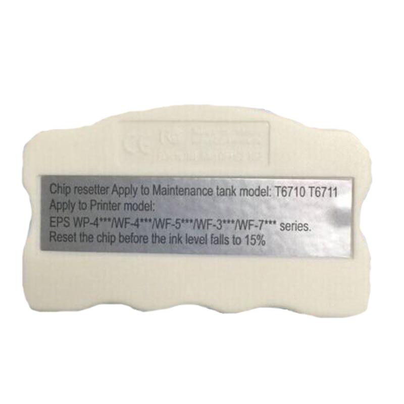 Einkshop T6710 ремонтный бак чип для Epson t6710 для epson workfore pro 4010 4023 4090 4590 4020 4530 4540 принтер