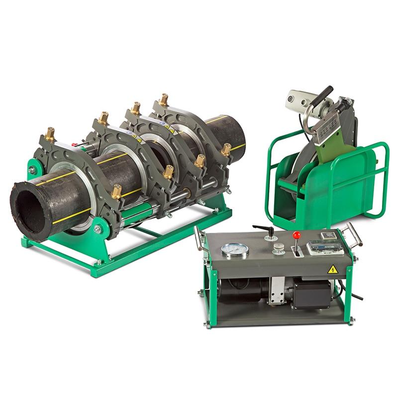 SWT-V315/90 H máquina de soldadura a tope termofusion para Oratile