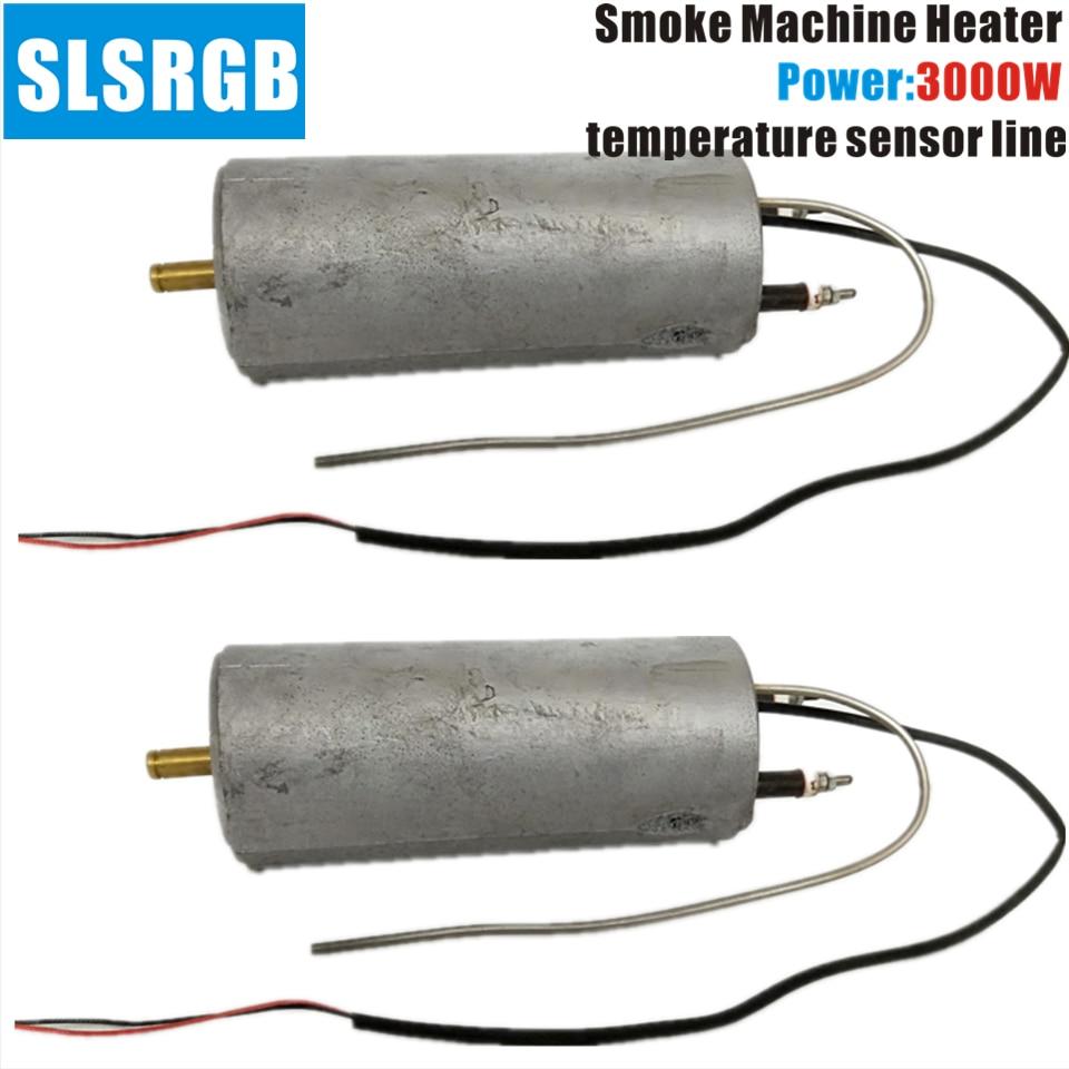 2 unids/lote 3000W máquina de niebla LED DMX Pro máquina de humo Vertical profesional nebulizador calentador etapa Show accesorios de iluminación