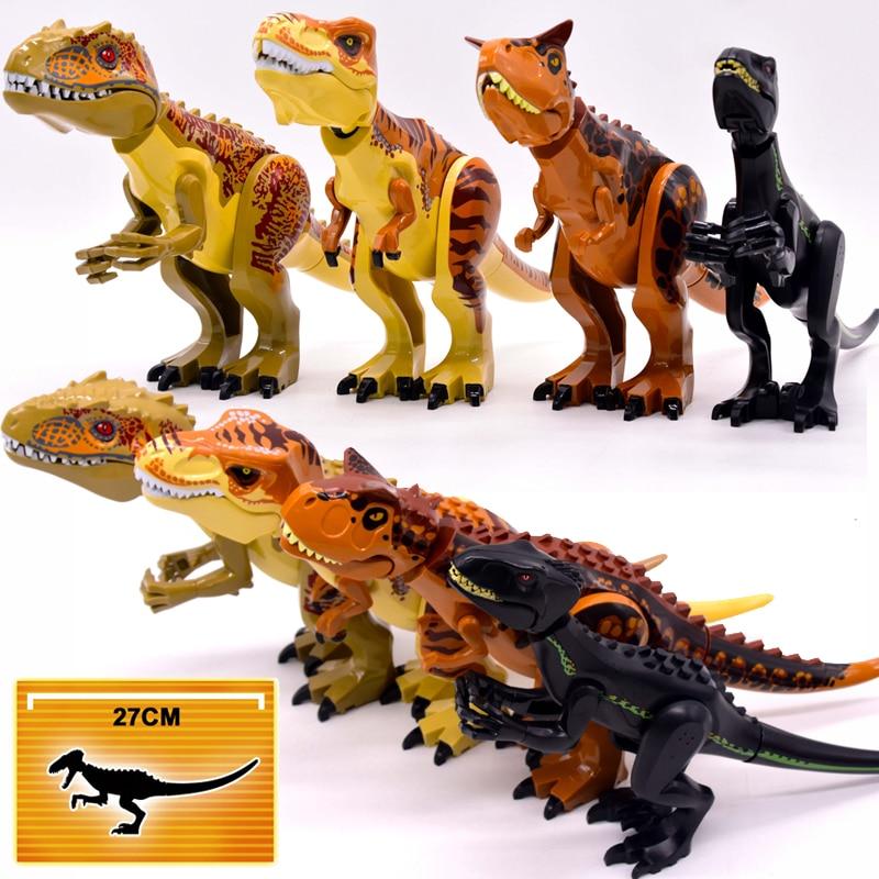 Конструктор жесткий Раптор мир Юрского периода 2 мини фигурки динозавров кирпичи динозавры игрушки для детей Динозавры Рождество|Блочные конструкторы| | АлиЭкспресс