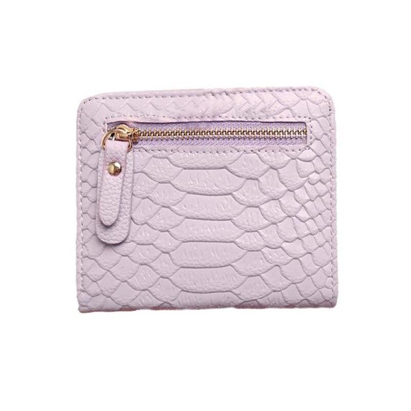 חדש עיצוב ארנק נשים תנין כתר ארוך ארנק ארנק כרטיס מחזיק תיק תיק רב תכליתי בעל כרטיס מצמד ארנק