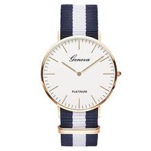 Nylon Strap Style Quartz Women Watch Top Brand Watches Fashion Casual Fashion Wrist Watch 2020 Hot S