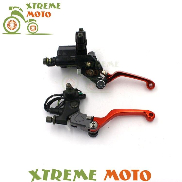 Bremshebel Hauptbremszylinder + Kabel Kupplung Barsch Für KTM EXC XC XCF XCW SX SXF SXS125 150 200 250 300 350 400 450 500 505