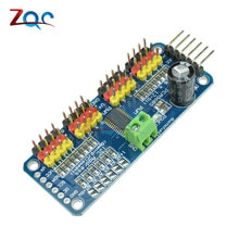 Module PCA9685 10 canaux 12 bits   interface Servo PWM/module de bouclier Raspberry pi, bouclier de servo pour Arduino Raspberry Pi