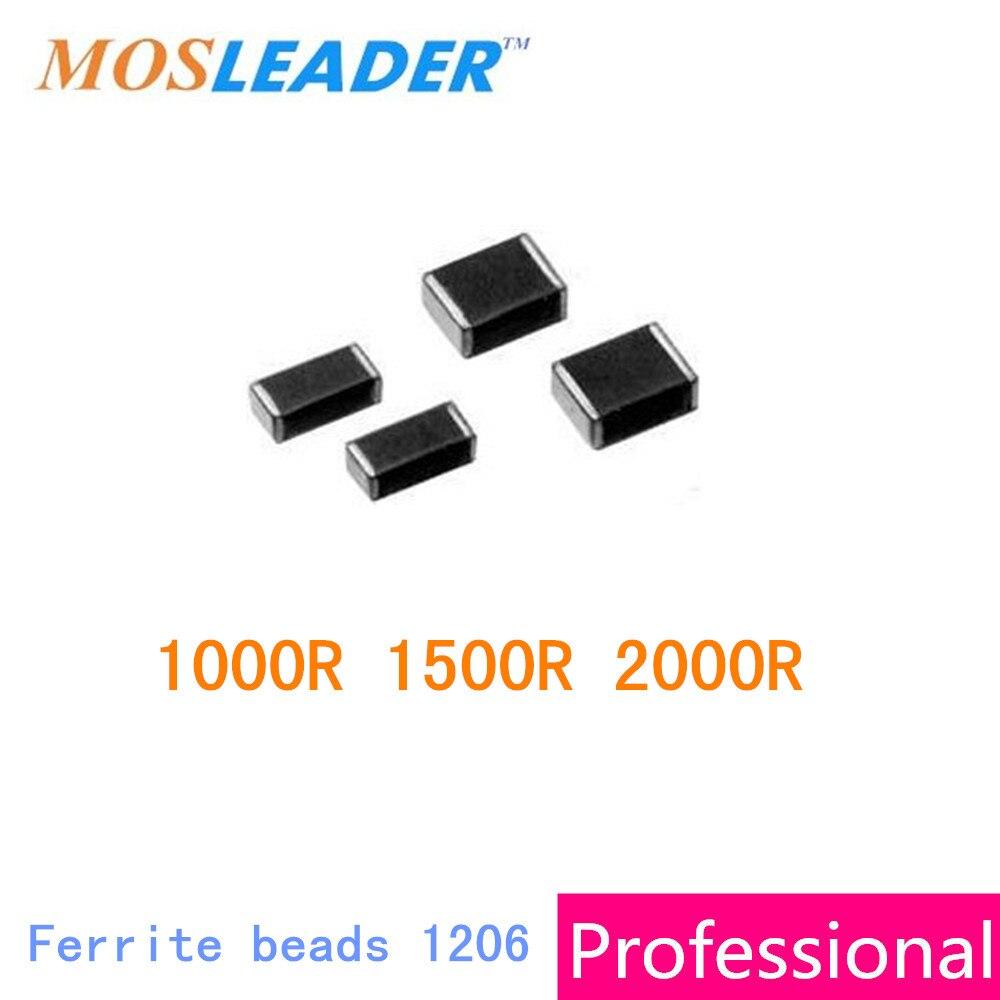 Chip de ferrite bead 1206 4000 pcs 1000R 1500R 2000R Ferrite beads Folha de Dados dentro de Alta qualidade