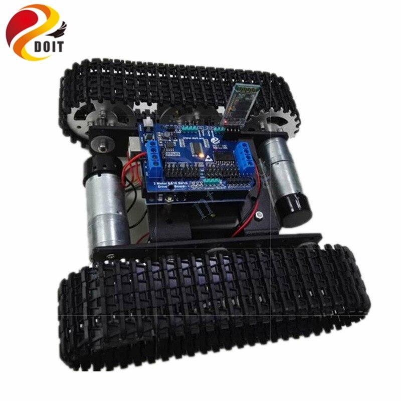 Умный робот-бак с Bluetooth/Wi-Fi, совместимы�