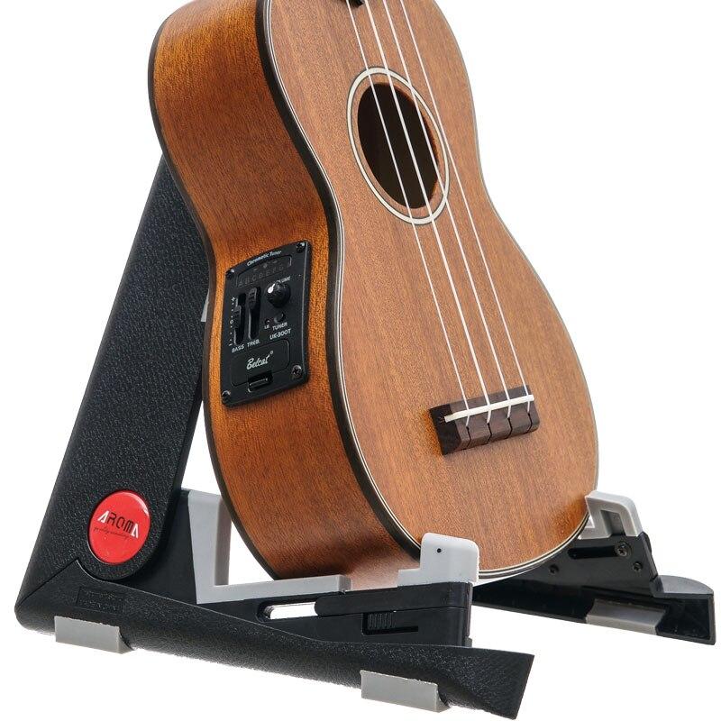 Soporte plegable para AUS-02 aromático, soporte de montura A para Ukelele mandolina violín, soporte Universal compacto fácil de ahorrar espacio para Ukelele
