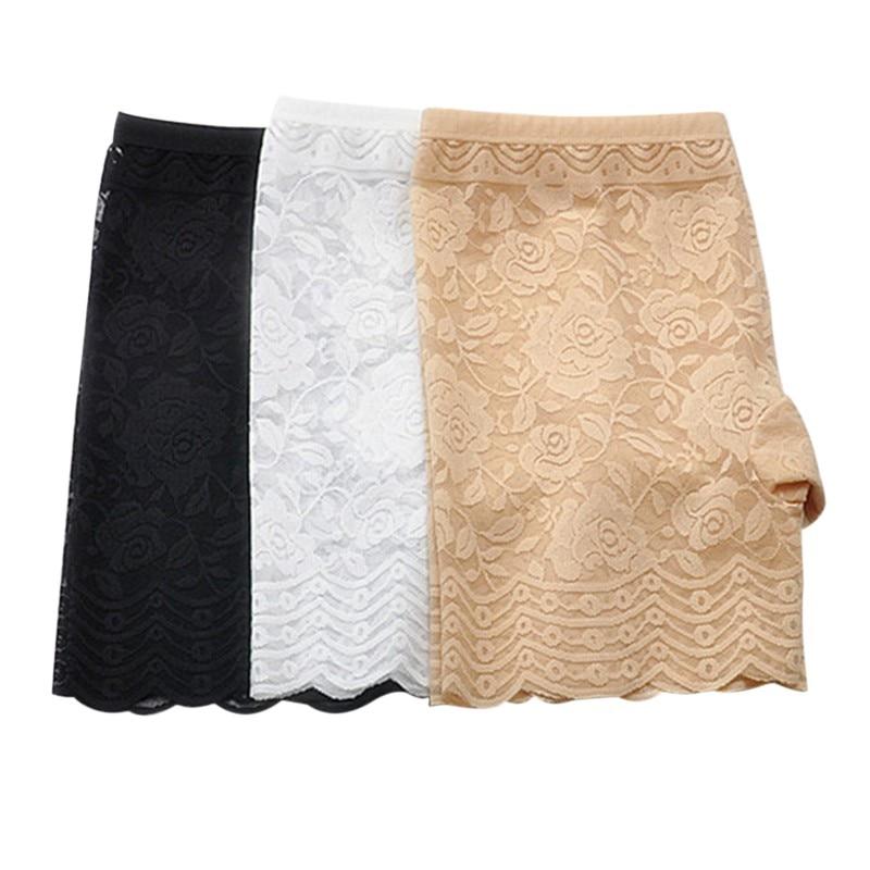 Mulheres Senhoras de Renda Sexy Boxers Shorts Calcinhas Sem Costura Cuecas Cueca