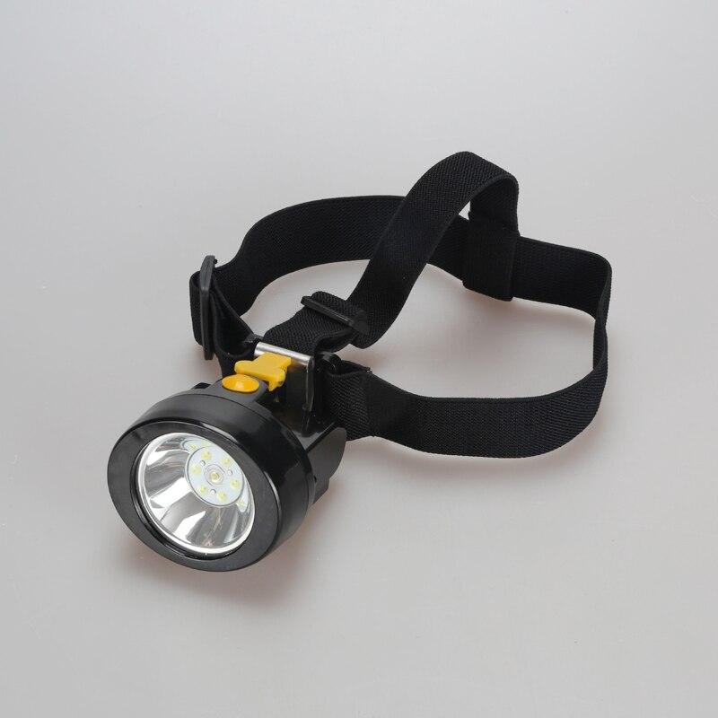 30pcs/lot KL2.8LM(B) LED Miner Cap Lamp Explosion-proof Helmet Light Safety Headlamp enlarge