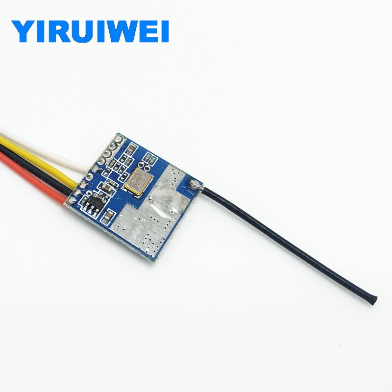 TX2400 2.4ghz wireless video audio transmitter module 8 Channel 200MW wireless av transmitter enlarge
