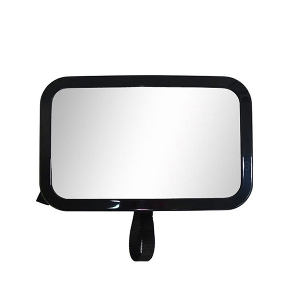 Espejo de seguridad 360 cuadrado de visión amplia para bebés y niños
