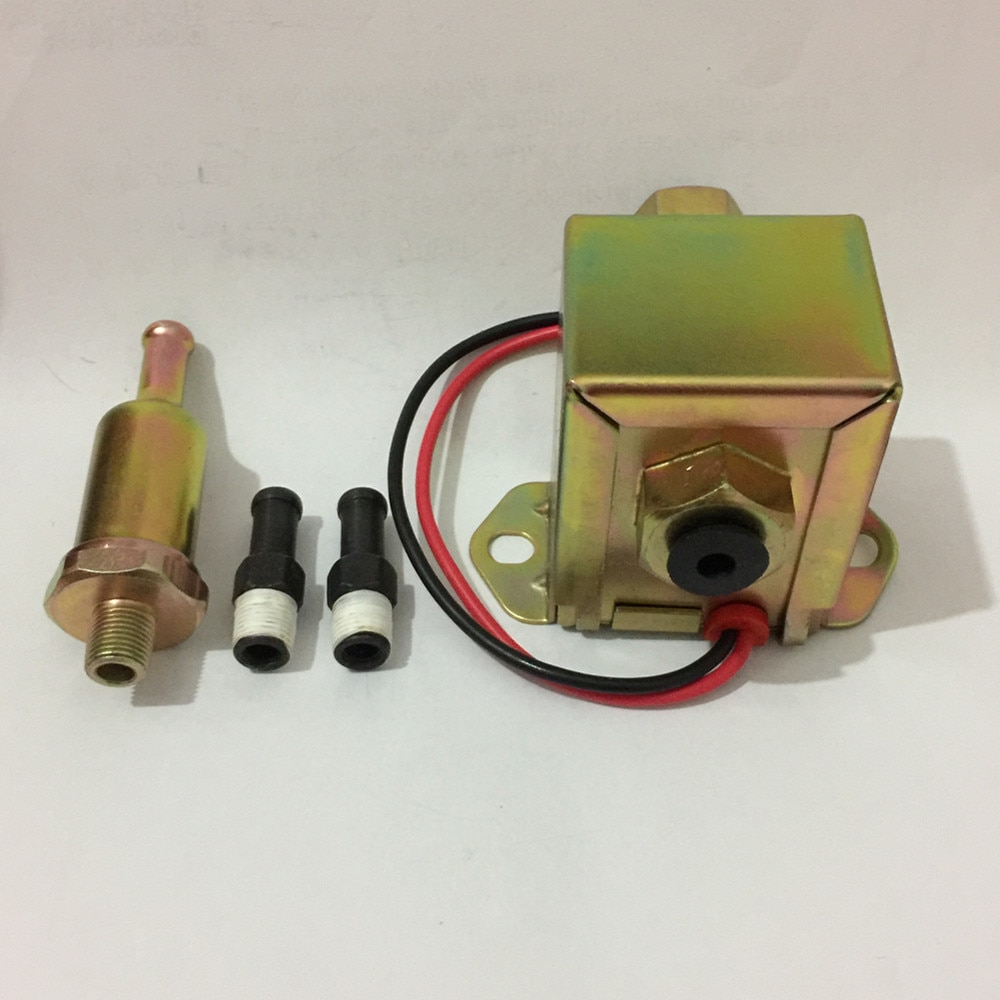 Bomba de combustible eléctrica facet de alta calidad P502 12V para carburador FORD