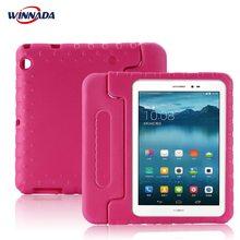 Enfants pour Huawei MediaPad T3 10 / T3 9.6 tablette à main Antichoc EVA couverture complète du corps pour AGS-L09 AGS-L03 AGS-W09