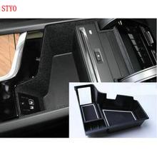 STYO boîte à gant pour VOLVO XC60 XC90 S90 2018 boîte à accoudoir boîte de rangement de valise