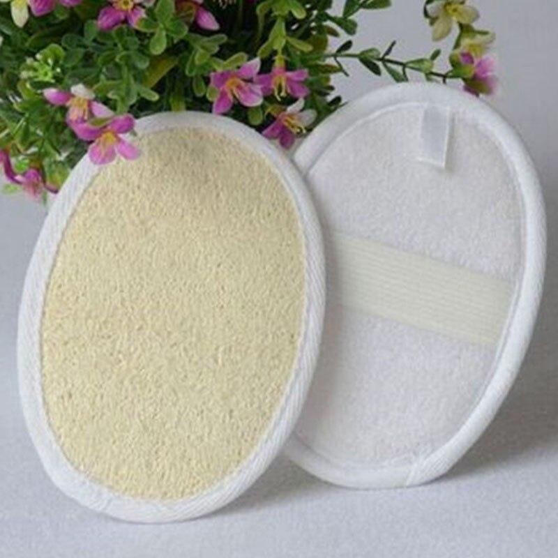 New Loofah Bath Shower Sponge Body Scrubber Exfoliator Washing Pad Bathroom Accessories Sponge for Body Brush Massage