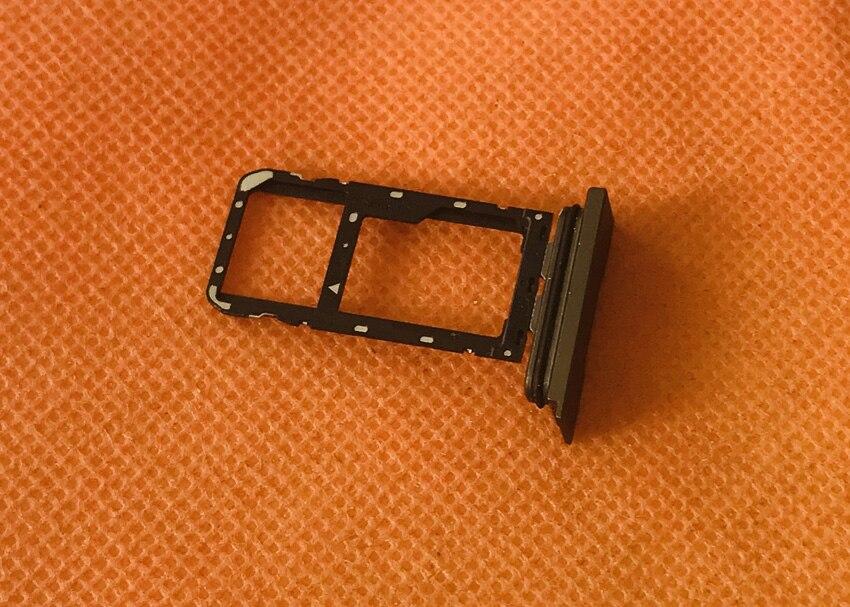 Soporte de tarjeta Sim Original bandeja ranura para tarjeta para Blackview BV5800 MT6739 Quad Core envío gratis