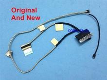 Nouveau câble de données LCD pour écran vidéo flexible pour ordinateur portable Asus RoG G550J G550JK N550J N550JA N550JK 1422-01HC000 avec fonction tactile