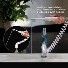 Flosser dentaire robinet Oral irrigateur eau Flosser outils dentaires Irrigation dent Pick dentaire Jet deau brosse à dents têtes