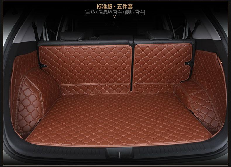 Alfombrilla para maletero todo incluido para coche JAC K5/3 iev b15 A13...