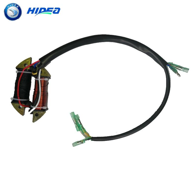 Bobina de carga Hidea 2 tiempos 20 HP para el número de Motor 3G2-06023-1 Motor fuera de borda
