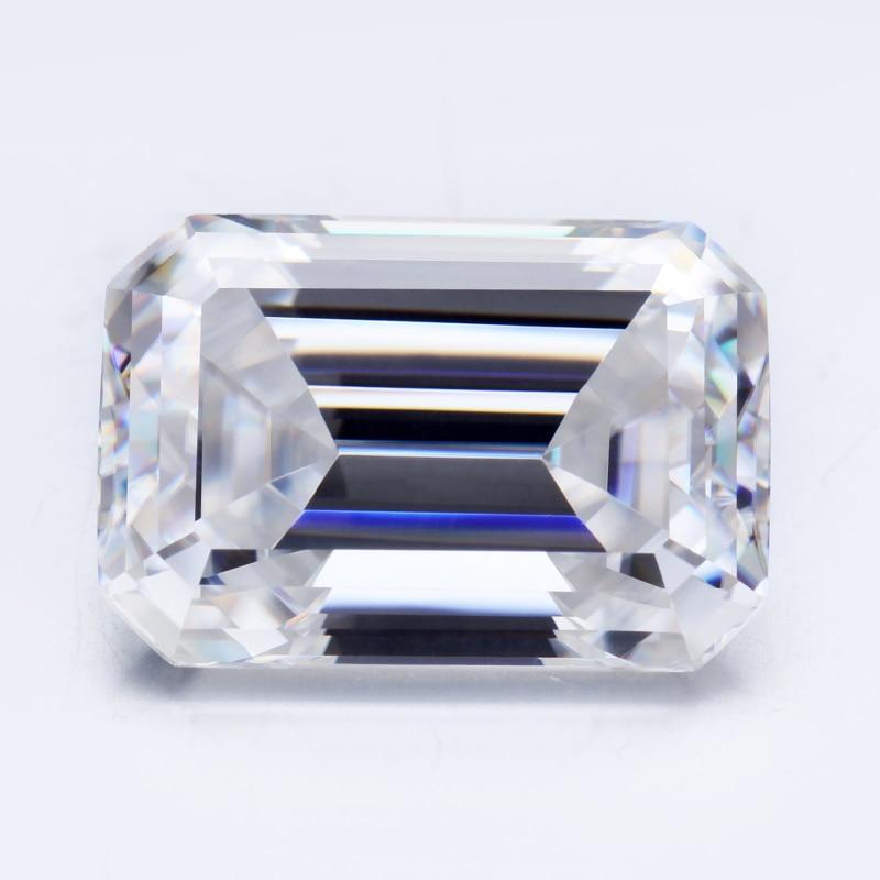 Starszuan Fashion EF Octagon cut 9*7mm 3ct moissanites beads jewelry decoration