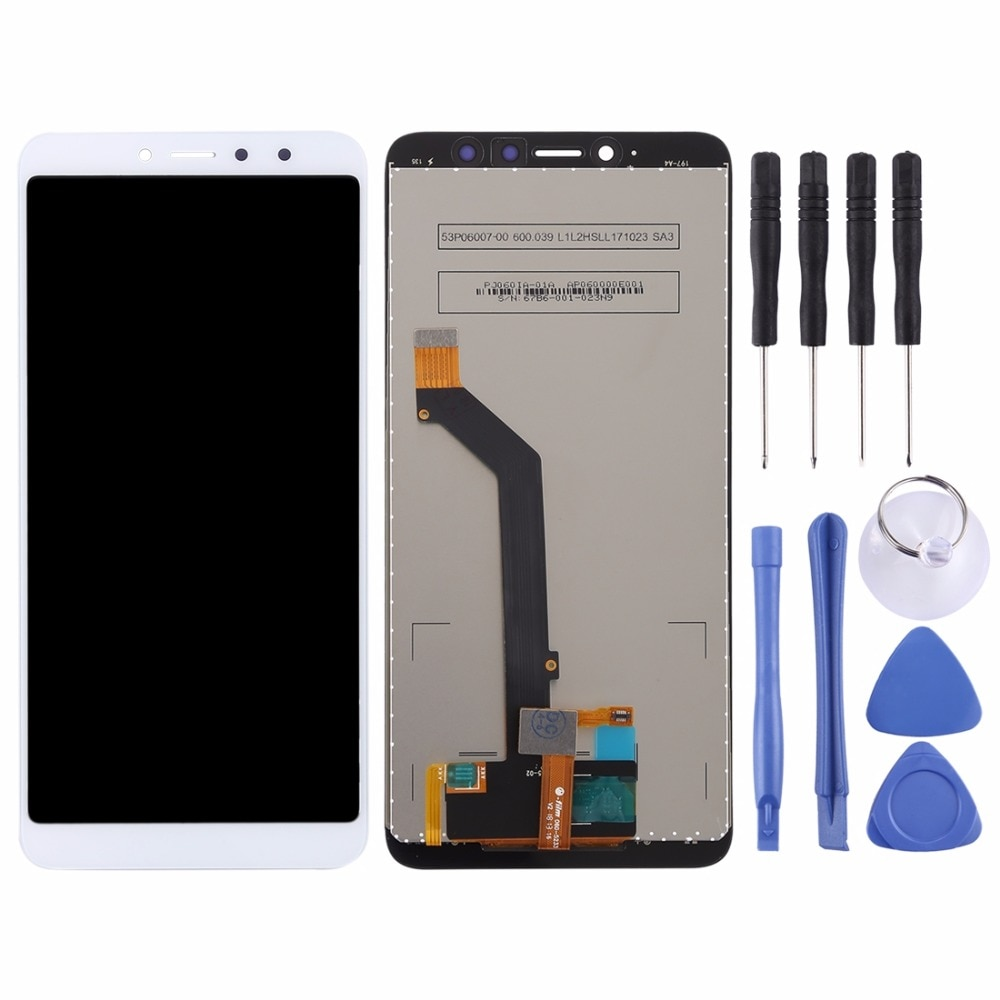 Redmi S2 الهاتف شاشة LCD تعمل باللمس استبدال شاشة LCD و محول الأرقام الجمعية الكاملة ل شاومي Redmi S2 إصلاح جزء
