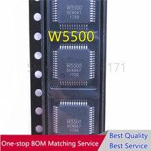 4 Uds W5500 LQFP-48 nuevo