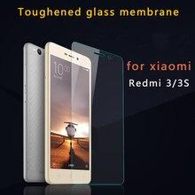 for Xiaomi Redmi 3 safety glass tempered for xiomi redmi 3 3s 3x screen protector 5.0 inch accessori