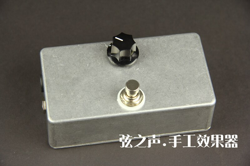 Diy mod zvex super duro no sho pedal guitarra elétrica stomp caixa efeitos amplificador amp acessórios effectors